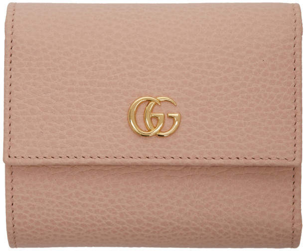 bfa6339cd2b Pink Gucci Wallet - ShopStyle
