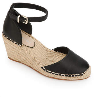 Kenneth Cole New York Olivia Low Closed Toe Wedge Sandals Women Shoes