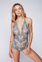 Too Cute To Handle Bodysuit by Intimately at Free People