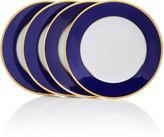 Augarten Wien Set-Of-Four Porcelain Dessert Plates