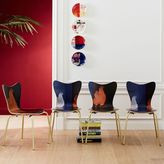 west elm Rauschenberg® Scoop-Back Chair