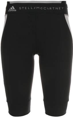 adidas by Stella McCartney Run Overknee Tight Shorts