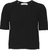 Tanya Taylor Bora modal-blend open-knit sweater