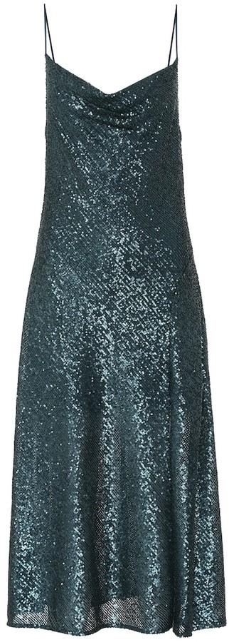 Jonathan Simkhai Sequined midi dress