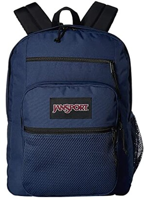 JanSport Big Campus (Navy) Backpack Bags