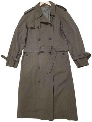 Margaret Howell Brown Wool Coats