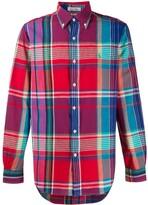 Ralph Lauren check pattern long sleeve shirt
