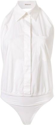Hermes Pre-Owned Open Back Shirt