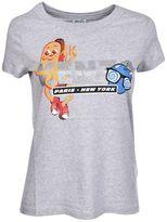 Kenzo Hotdog Print T-shirt