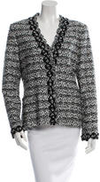 Oscar de la Renta Tweed Short Coat w/ Tags