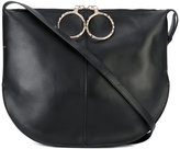 Nina Ricci satchel shoulder bag - women - Leather - One Size