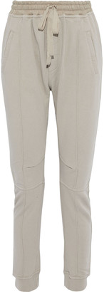 Haider Ackermann French Cotton-terry Track Pants