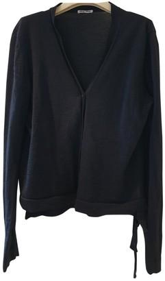 Miu Miu Black Wool Knitwear for Women