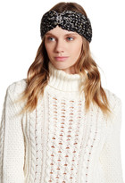 David & Young Boucle Sequins Headwrap