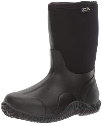 Bogs Women's Classic Mid Waterproof Winter & Rain Boot