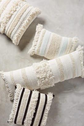 Anthropologie Textured Indira Pillow