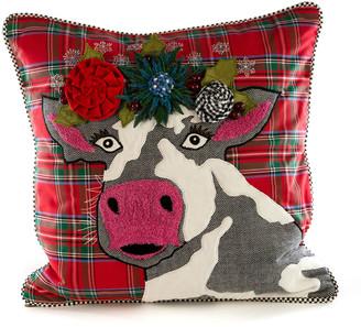 Mackenzie Childs Frida On Holiday Pillow