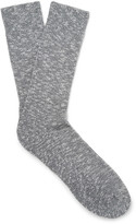 Norse Projects Ebbe Mélange Cotton Socks