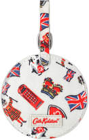 Cath Kidston London Stamps Round Luggage Tag