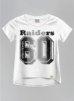 Junk Food Clothing Oakland Raiders-electric White-s