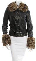 Rachel Zoe Gloria Leather Jacket