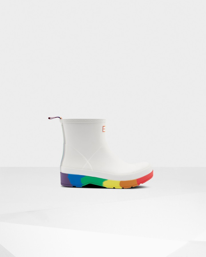 Hunter Original Pride Play Heeled Rain Boots