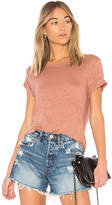 IRO Clay Tee in Pink. - size L (also in M,S,XS)