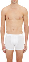Zimmerli Men's Pureness Boxer Briefs-WHITE