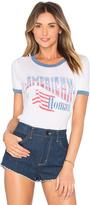 Junk Food Clothing American Woman Tee