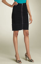 Marc by Marc Jacobs Denim Skirt (Black)