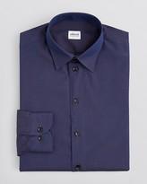 Armani Collezioni Solid Dress Shirt - Regular Fit