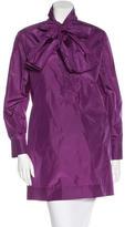 Saint Laurent Silk Lightweight Jacket