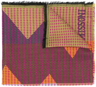 Missoni Chevron-Patterned Scarf