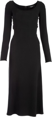 DSQUARED2 Dsqaured2 Scoop Neck Dress