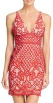 Style Stalker Stylestalker Lani Lace Mini Dress