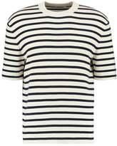 Kiomi Print Tshirt Off White