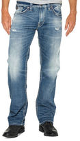 Silver Jeans Zac Relaxed Fit Straight-Leg Jeans