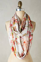 Anthropologie Dreambloom Infinity Scarf