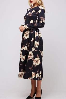 Fantastic Fawn Fantastic Floral Dress