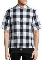 Helmut Lang Macro Check Shirt