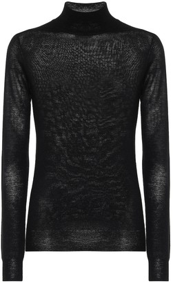 Joseph Cashair cashmere mock-neck sweater
