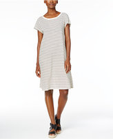 Eileen Fisher Striped Shift Dress