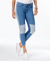 Mavi Jeans Adriana Indigo Blocking Icon Wash Skinny Jeans