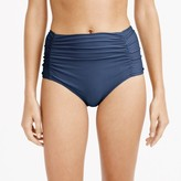 J.Crew High-waisted bikini brief