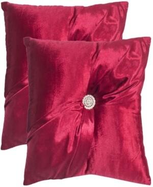 "Safavieh Posh 16"" x 16"" Pillow"