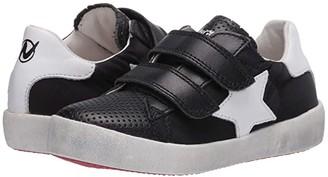 Naturino Annie VL SS20 (Toddler/Little Kid) (Black) Boy's Shoes