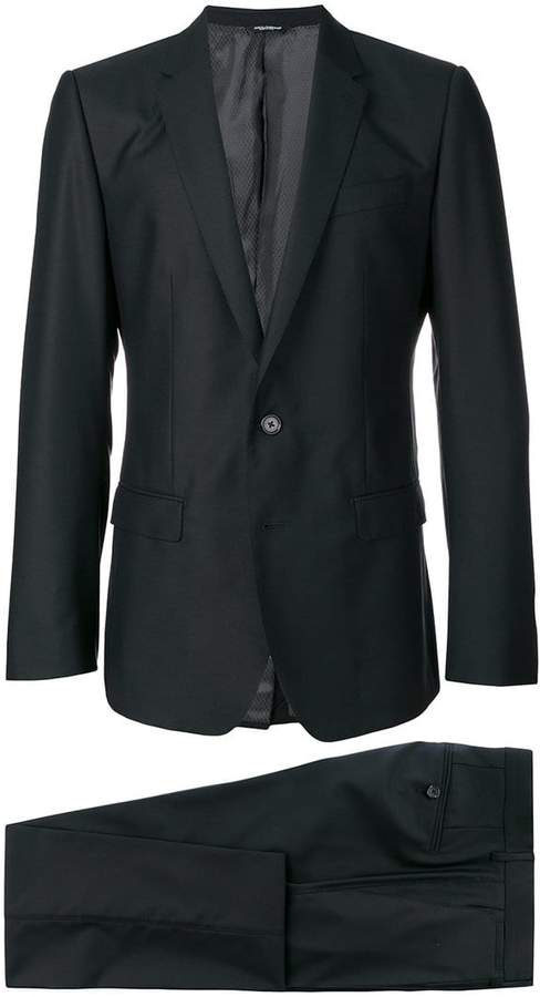 Dolce & Gabbana slim fit two-piece suit