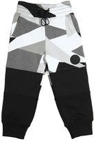 Hydrogen Kid Cotton Neoprene Sweatpants