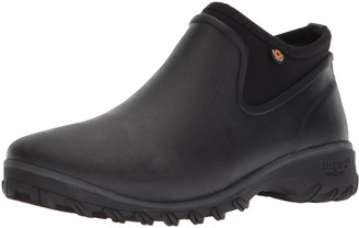 Bogs Women's Sauvie Chelsea Waterproof Garden Rain Boot