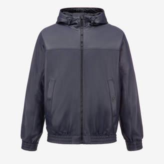 Bally Hooded Reversible Nappa Jacket